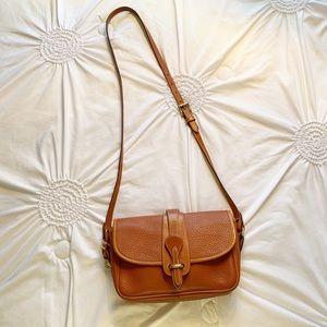 Vintage Dooney&Bourke All Weather crossbody bag